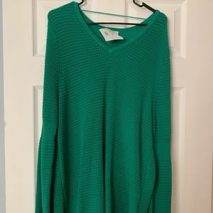 Style& Co Flare Sleeve Sweater